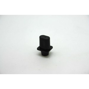 FENDER TELECASTER BLACK TOP HAT KNOB TOGGLE SWITCH STYLE - METRIC
