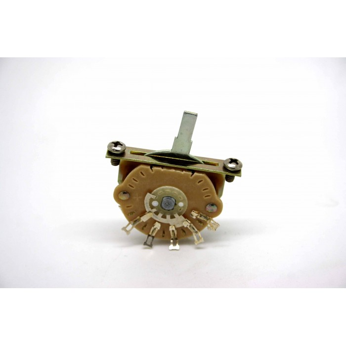 OAK 6-WAY PICKUP SELECTOR SWITCH FOR FENDER STRATOCASTER