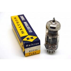 HALTRON ECC40 VACUUM TUBE MICROTRACER TEST