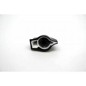 PEAVEY SMALL CHICKENHEAD KNOB BLACK POI NTE R WITH WHITE LINE FOR 6505 AND 6505+