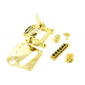BIGSBY B5 TELECASTER CONVERSION KIT GOLD