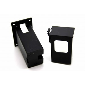 9V BATTERY BOX HOLDER CASE COMPARTMENT COVER VERTICAL FOR ACOUSTIC GUITAR