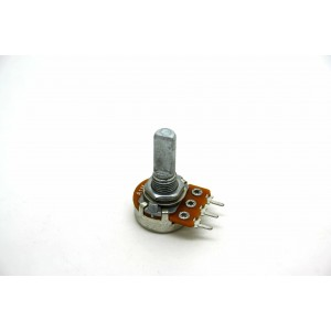 FENDER STYLE POTENTIOMETER D-SHAFT A1M 1M LOGARITHMIC REPLACEMENT 0024663000