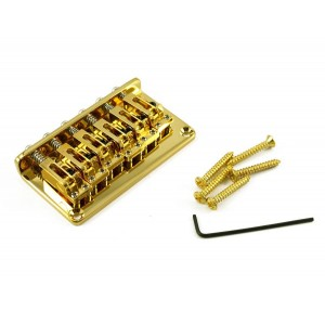 GOTOH 12 STRING ELECTRIC BRIDGE GOLD