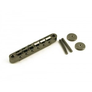 GOTOH TUNEOMATIC BRIDGE BLACK CHROME