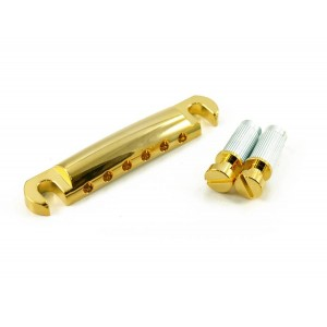 GOTOH STOP TAILPIECE GOLD