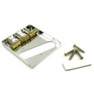 TELE BRIDGE VINTAGE INTONATED CHROME