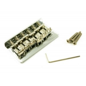 VINTAGE STYLE BRIDGE CHROME FOR OLD STRATOCASTER