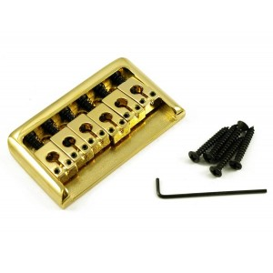 FIXED BRIDGE HUMBUCKER GOLD