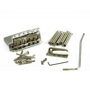 FENDER LEFTY CHROME VINTAGE TREMOLO SYSTEM