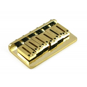 FENDER USA AMERICAN STANDARD GOLD HARDTAIL BRIDGE