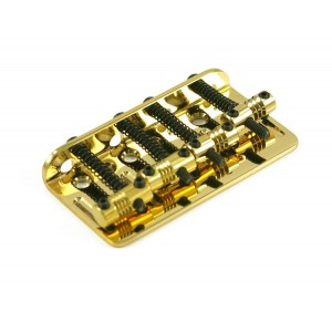 FENDER DELUXE GOLD BASS BRIDGE