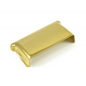 FENDER STRAT BRIDGE COVER GOLD