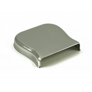 FENDER CHROME TELE ASHTRAY BRIDGE COVER