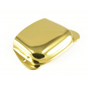 FENDER P BASS BRIDGE COVER GOLD