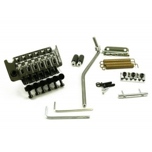 FLOYD ROSE ORIGINAL TREMOLO LH CHROME W/LOCKNUT