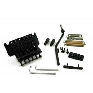 FLOYD ROSE ORIGINAL TREMOLO LH BLACK W/LOCKNUT