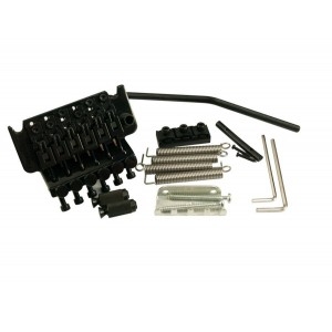 FLOYD ROSE SPECIAL SERIES TREMOLO BLACK W/LOCKNUT