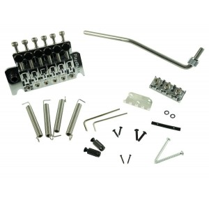 FLOYD ROSE FR ORIGINAL CS HOT ROD SERIES TREMOLO KIT, CHROME