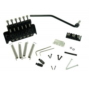 FLOYD ROSE FR ORIGINAL CS HOT ROD SERIES TREMOLO KIT, BLACK