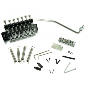 FLOYD ROSE FR ORIGINAL CS HOT ROD SERIES 7 STRINGS TREMOLO KIT, CHROME