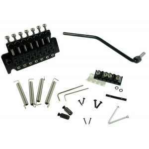 FLOYD ROSE FR ORIGINAL CS HOT ROD SERIES 7 STRINGS TREMOLO KIT, BLACK