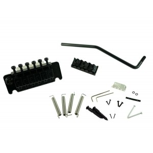 FLOYD ROSE FR NON-FINE TUNER TREMOLO KIT, BLACK
