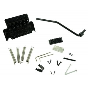 FLOYD ROSE FR 1000 SE PRO TREMOLO, BLACK (WIDER SPACING)