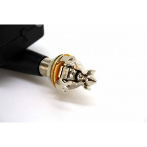 PURE TONE FULL CONTACT OUTPUT JACK FOR GUITAR - AMPLIFIER AND EFFECT PEDAL