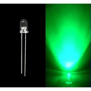 10x ULTRA BRIGHT LED GREEN...