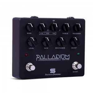 SEYMOUR DUNCAN PALLADIUM BLACK GAIN STAGE