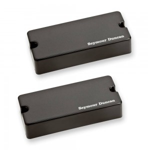 SEYMOUR DUNCAN ASB-BO4 BLACKOUTS 4 STRINGS