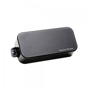 SEYMOUR DUNCAN AHB-1B7 BLACKOUTS PHASE I PUE NTE BRIDGE BLACK