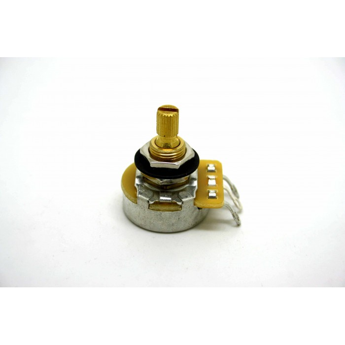 GENUINE PREMIUM CTS POT POTENTIOMETER SPLIT SHAFT 500K 10% TOLERANCE FOR FENDER GUITARS