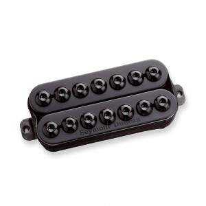 SEYMOUR DUNCAN SH-8B 7S INVADER PUE NTE BRIDGE 7 STRINGS BLACK