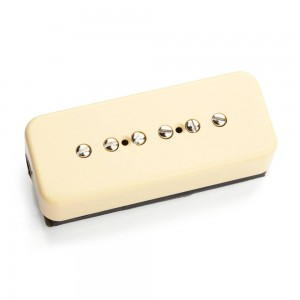 SEYMOUR DUNCAN SP90-2B PUENTE BRIDGE CREMA