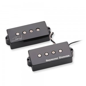 SEYMOUR DUNCAN SH-1N 59 MODEL MAST NECK BLACK