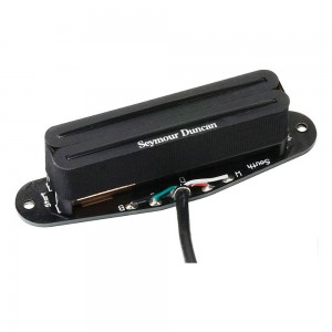 SEYMOUR DUNCAN STK-T1N HOT RAILS RHYTHM MAST NECK BLACK