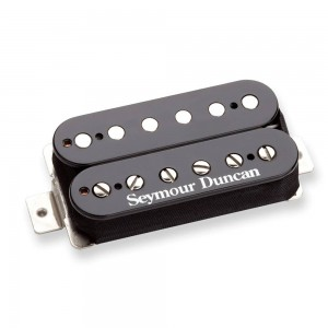 SEYMOUR DUNCAN SH-11 CUSTOM CUSTOM PUE NTE BRIDGE BLACK