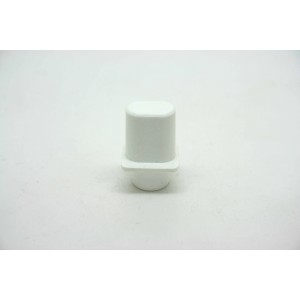 FENDER TELECASTER WHITE TOP HAT KNOB TOGGLE SWITCH STYLE - METRIC