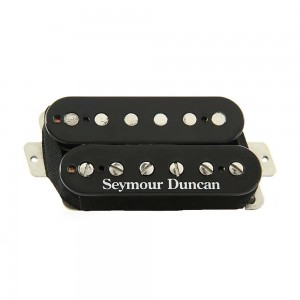 SEYMOUR DUNCAN SH-4 JB NIGHTHAWK MODEL PUE NTE BRIDGE BLACK