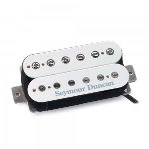 SEYMOUR DUNCAN SH-4 JB MODEL WHITE