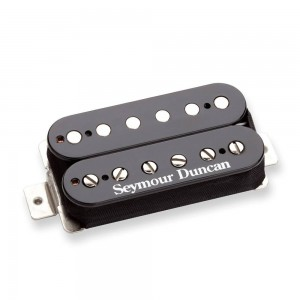 SEYMOUR DUNCAN SH-2B JAZZ PUE NTE BRIDGE BLACK