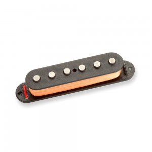 SEYMOUR DUNCAN SJAG-2B HOT PUE NTE BRIDGE BLACK