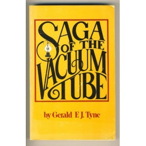 SAGA OF THE VACUUM TUBE TAPA BLANDA