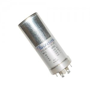 CE MANUFACTURING MFG 525V 80/40/30/20uF CAPACITOR