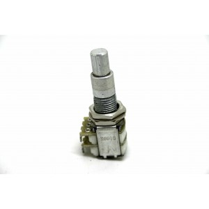 ALPHA CONCENTRIC POTENTIOMETER B100K/B100K 100K DUAL LINEAR