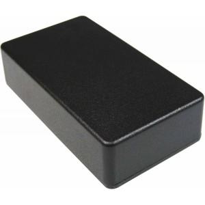 GENUINE HAMMOND 1550BBK STOMP BOX DIECAST ENCLOSURE UNFINISHED FOR EFFECT PEDALS