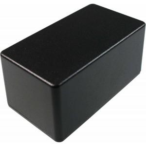 GENUINE HAMMOND 1550DBK STOMP BOX DIECAST ENCLOSURE UNFINISHED FOR EFFECT PEDALS