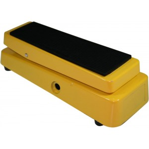 HONEY WHEAHT YELLOW WAH ENCLOSURE FOR TO BUILD CUSTOM WAH OR VOLUME EFFECT PEDAL